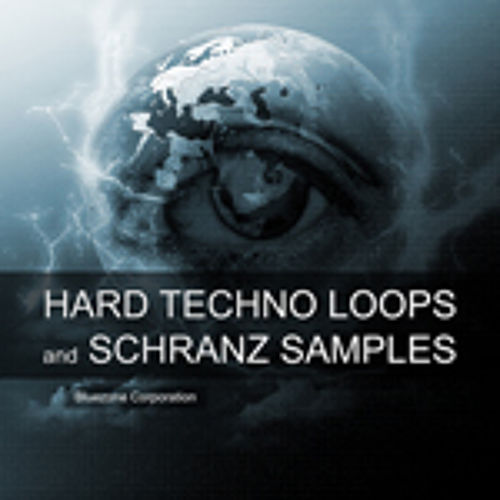 Bluezone Corporation Hard Techno Loops and Schranz Samples ACID WAV AIFF-P2P