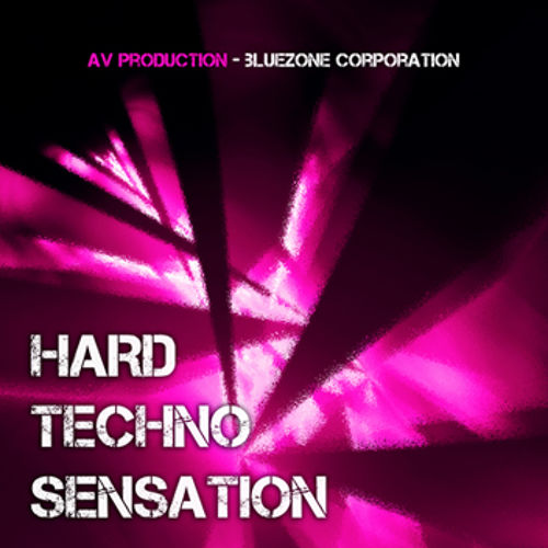 Bluezone Corporation Hard Techno Sensation WAV AiFF-DISCOVER
