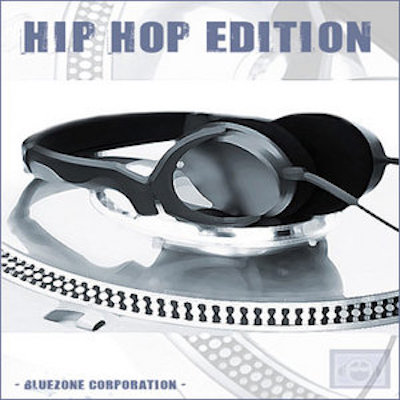 Bluezone Corporation Hip Hop Edition AiFF WAV-DYNAMiCS