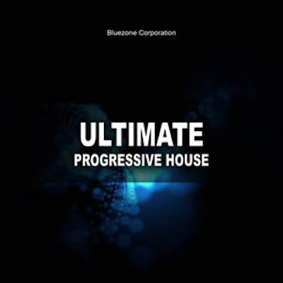 Bluezone Corporation Ultimate Progressive House WAV AiFF-DISCOVER