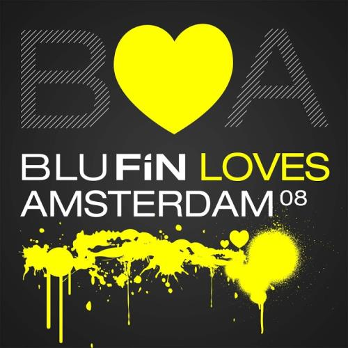 VA - Blufin Loves Amsterdam 08 [BFCD 036]