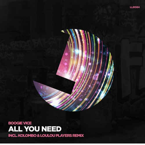 Boogie Vice - All You Need [LLR084]