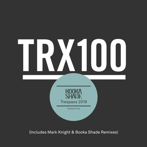 Booka Shade - Trespass 2019 [TRX10001Z]