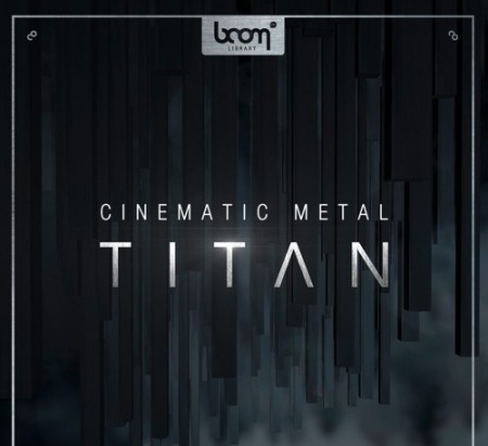 Boom Library Cinematic Metal Titan Construction Kit WAV