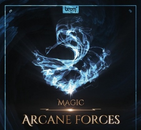 Boom Library Magic - Arcane Forces Construction Kit WAV