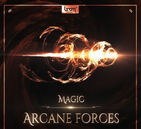 Boom Library Magic - Arcane Forces Designed WAV