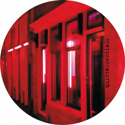 Borrowed Identity – Red Light Jackers EP [QUINTESSE47]