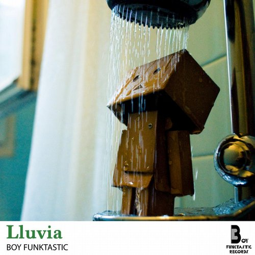 Boy Funktastic - Lluvia - Single [BOY 0065]