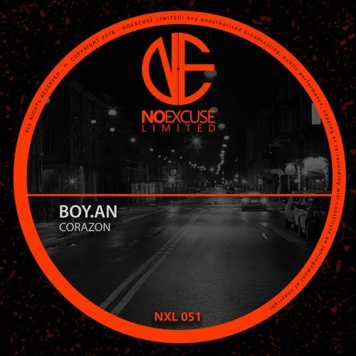 Boy.An – Corazon [NXL051]