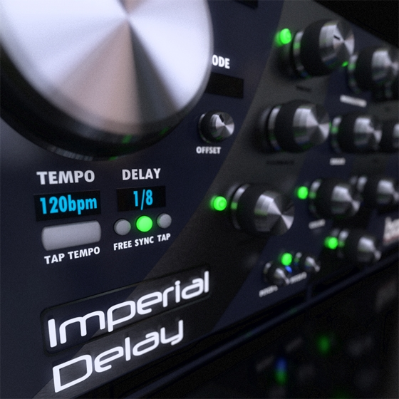 Boz Digital Labs Imperial Delay v1.5.8 MAC OSX