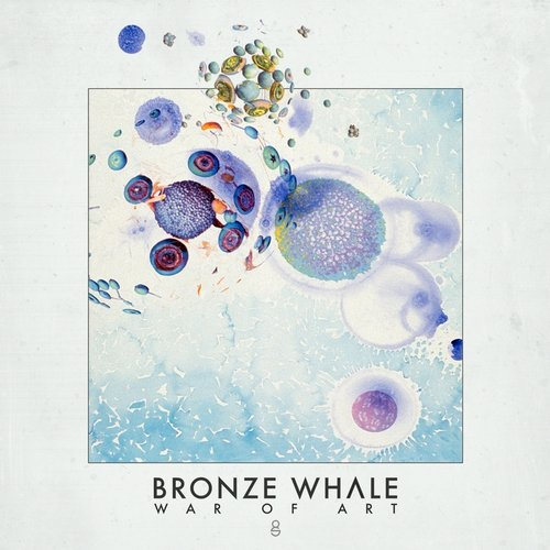 Bronze Whale - War Of Art [5055831980514]