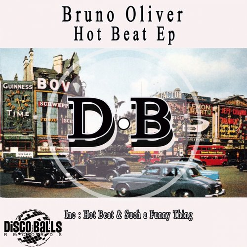 Bruno Oliver - Hot Beat [DBR178]