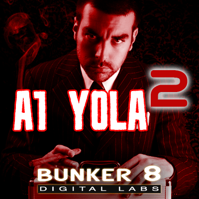 Bunker 8 Digital Labs A1 Yola vol.2 MULTiFORMAT DVDR-DYNAMiCS