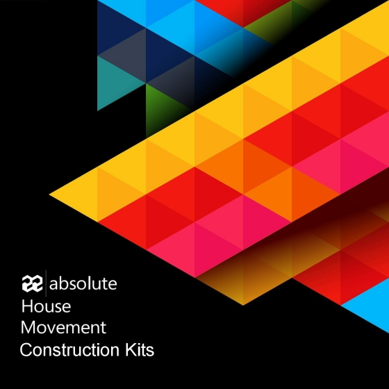 Busloops Absolute House Movement Construction Kits WAV