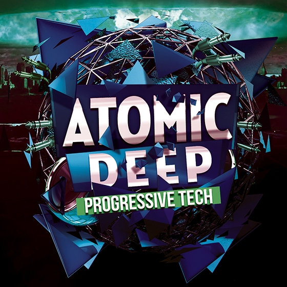 Busloops Atomic Deep Progressive Tech WAV