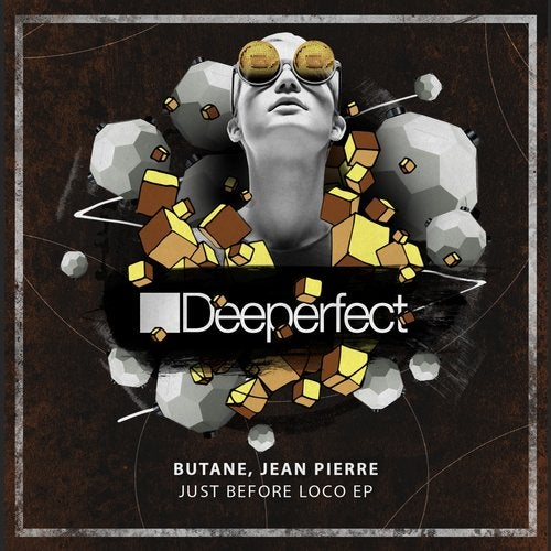 Butane, Jean Pierre – Just Before Loco EP [DPE1625]