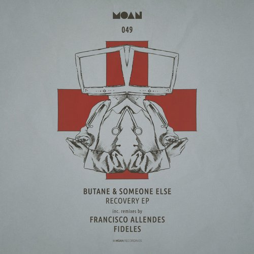 Butane, Someone Else – Recovery EP [MOAN049]