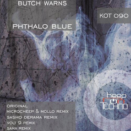 Butch Warns – Phthalo Blue [KOT090]
