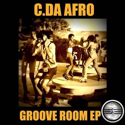 C da afro groove room ep ser 033 for Groove house music