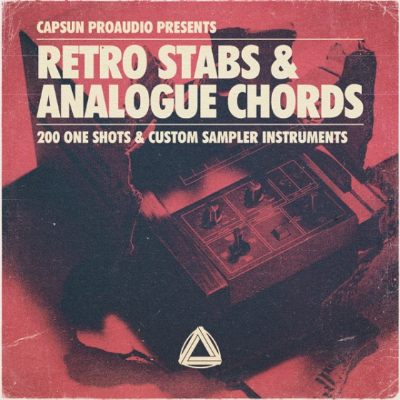 CAPSUN ProAudio Retro Stabs and Analogue Chords MULTiFORMAT