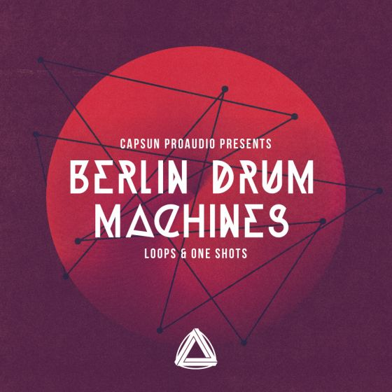 CAPSUN ProAudio Berlin Drum Machines MULTiFORMAT