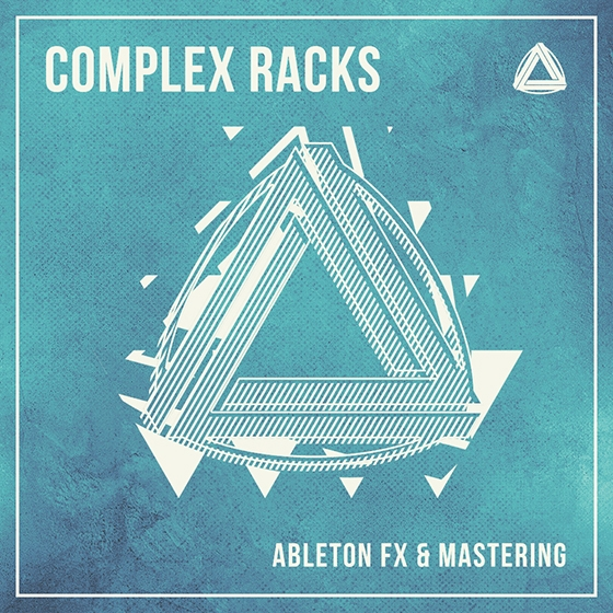 CAPSUN ProAudio Complex Racks Ableton FX and Mastering Racks