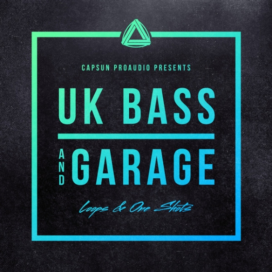 CAPSUN ProAudio UK Bass and Garage MULTiFORMAT