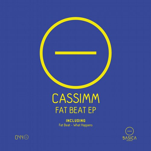 CASSIMM - Fat Beat EP [BSC044]