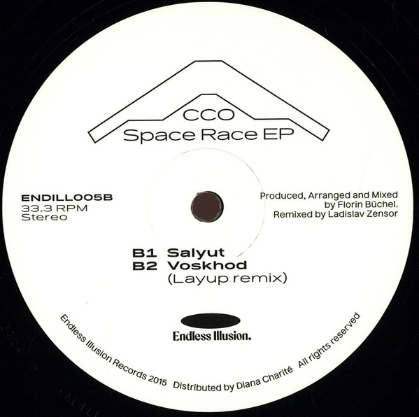 CCO – Space Race EP [ENDILL005]