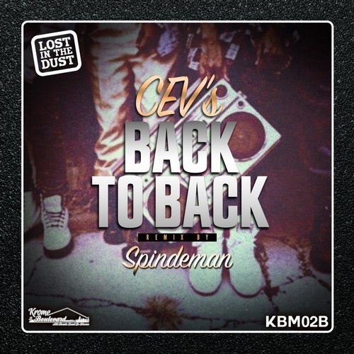CEV's - Back To Back [KBM 02B]
