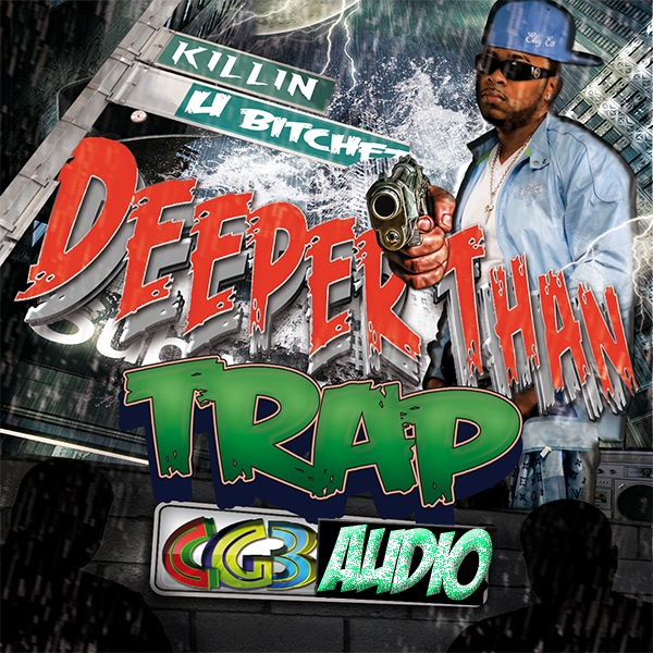 CG3 Audio Deeper Than Trap WAV
