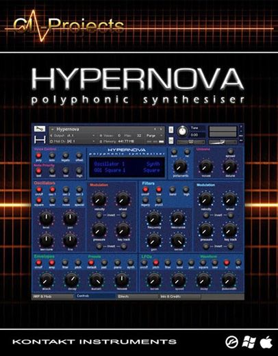 CL-Projects Hypernova KONTAKT
