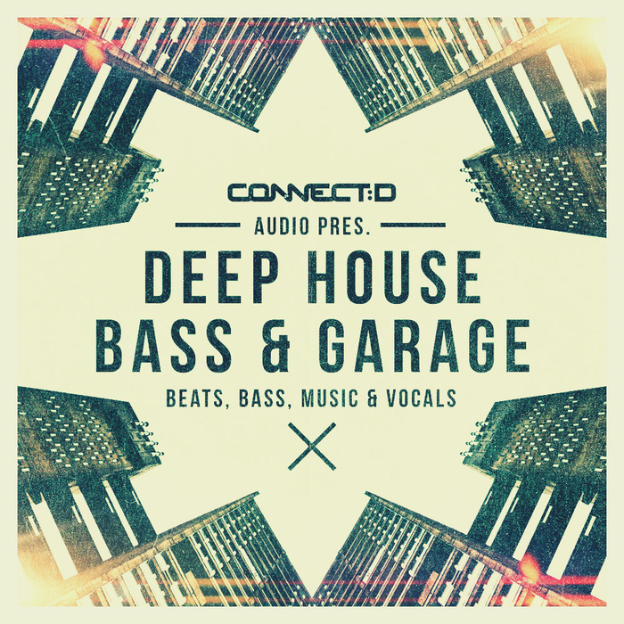 CONNECTD Audio Deep House Bass and Garage