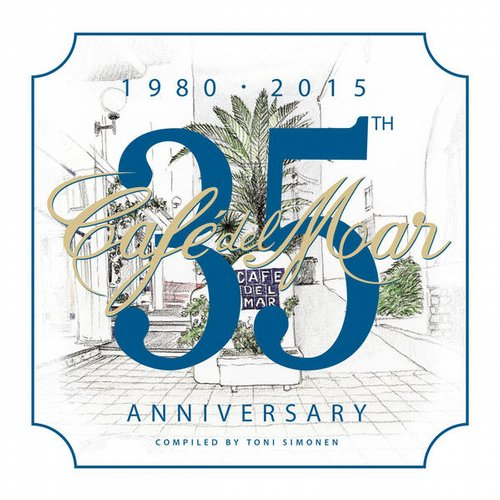 VA - Cafe Del Mar 35th Anniversary (1980-2015) [CDM22]
