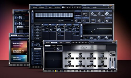 Cakewalk Rapture Pro v2.0.4.25 Incl Keygen-R2R