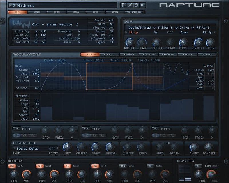 Cakewalk Rapture v1.2.2.10 Incl Keygen-R2R