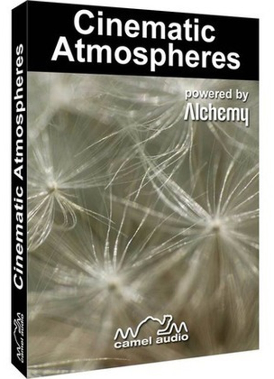 Camel Audio Cinematic Atmospheres: Alchemy Soundbank 1.50