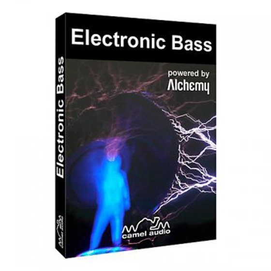 Camel Audio Electronic Bass: Alchemy Soundbank 1.50