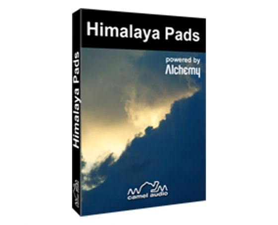 Camel Audio Himalaya Pads: Alchemy Soundbank 1.50