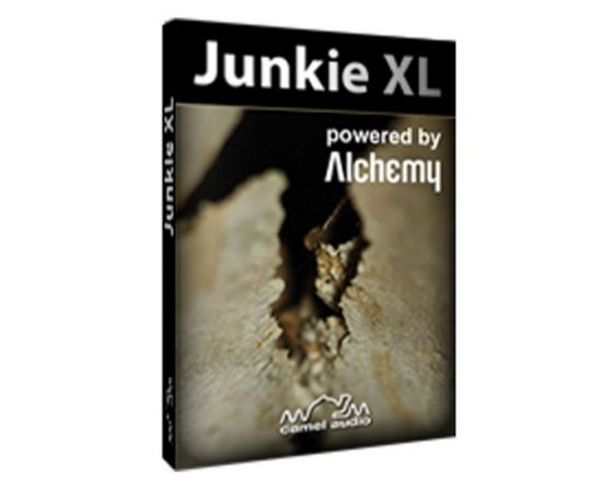 Camel Audio Junkie XL Future Oldskool: Alchemy Soundbank 1.50