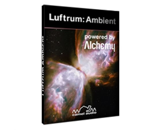 Camel Audio Luftrum Ambient: Alchemy Soundbank 1.50