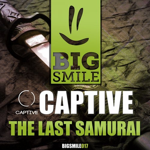 Captive - The Last Samurai [BIGSMILE017]