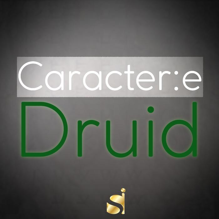 Caractere – Druid [BLV1955743]