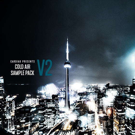 Cardiak Presents Cold Air Vol 2 The Sample Pack WAV