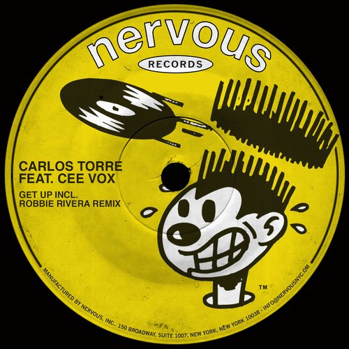 Carlos Torre – Get Up [NER23724]