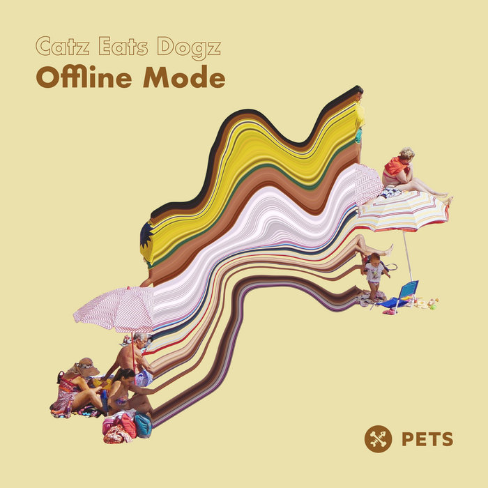 Catz 'n Dogz, Eats Everything, Catz Eats Dogz – Offline Mode EP [PETS123]