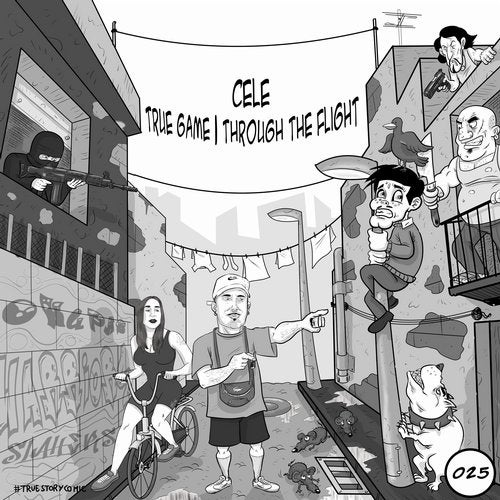 Cele - Can I Do [NAT565]