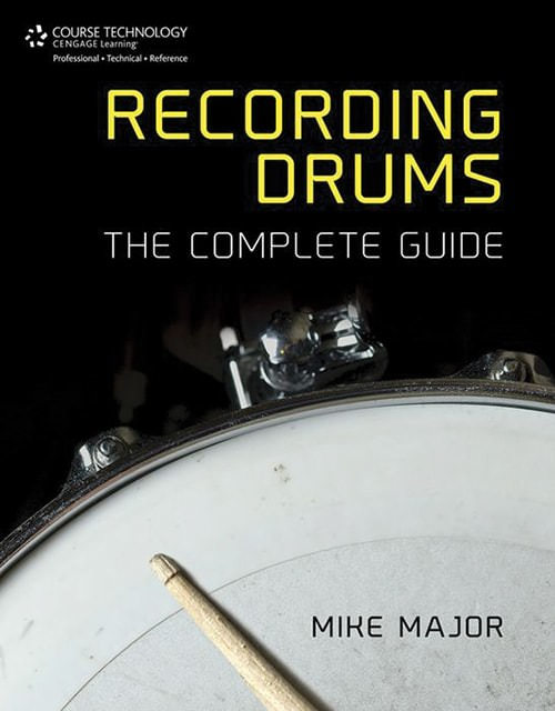 Cengage - Recording Drums 2014 Retail eBook-BitBook