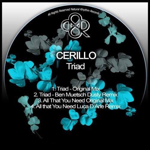 Cerillo – Triad [NR168]