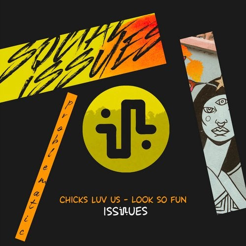 Chicks Luv Us – Spam EP [RR2151]